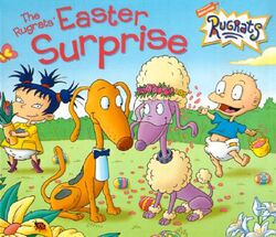 The Rugrats' Easter Surprise Book