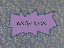 Angelicon Title Card
