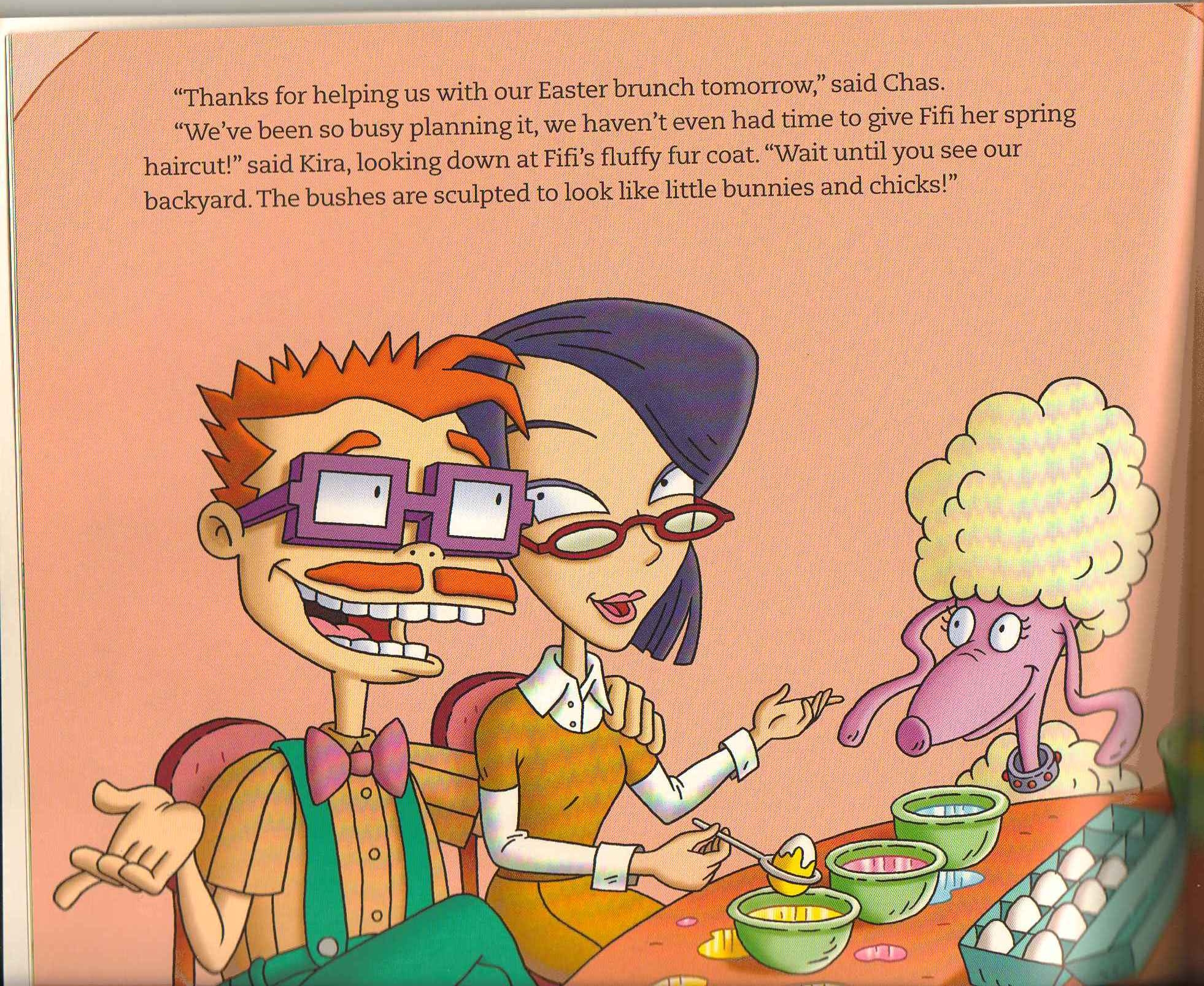Rugrats In Paris Coco The Rugrats' Easter Su...