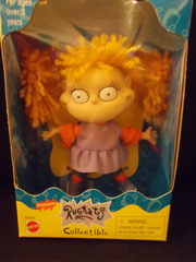 Rugrats Collectible Toy Angelica New In Original Box