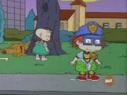 Rugrats - Officer Chuckie 140