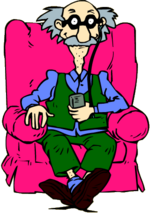 Grandpa Lou Pickles
