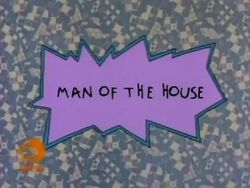 Man of the House Title Card