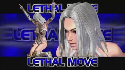 Rumble Roses XX - Yasha Lethal Move (Cicada)