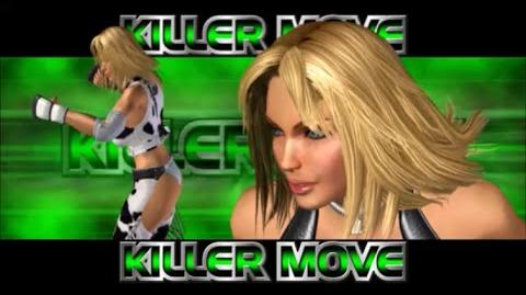 Rumble Roses XX - Dixie Clements Killer Move (Psycho Driver)