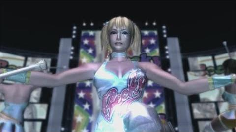Rumble Roses XX - SS Becky Entrance