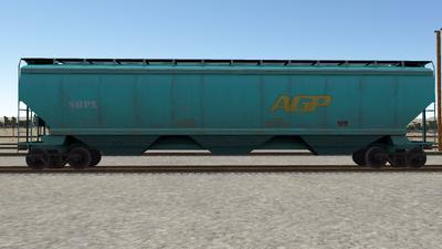 R8 BoxCar100 BNSF01