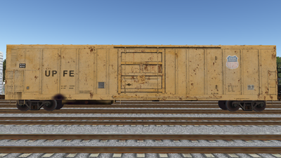 R8 Reefer PCF 57 UPFE