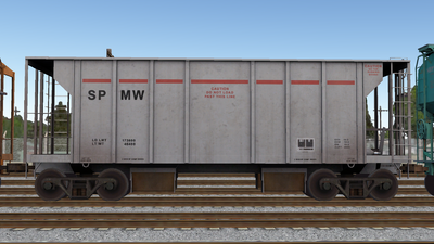 R8 BallastHopper PS2003 SPMW01