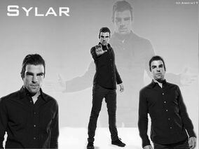 Sylar Wallpaper by Aravis17