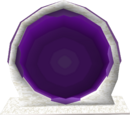 Marble portal
