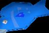Raw fish-like thing detail