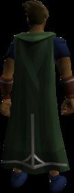 Milestone cape (10) equipped