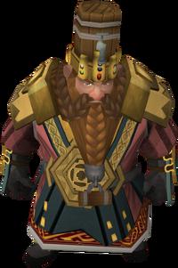 King Drunken Dwarf III