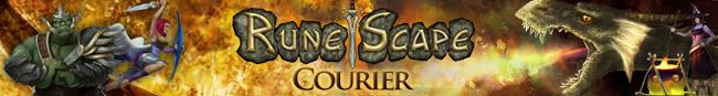 RuneScape Courier logo