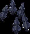 Katagon arrowheads detail.png