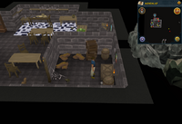 Cryptic clue Lumbridge crate