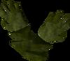 Karamja gloves 3 detail