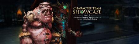 SGS Character Team Showcase 2 banner