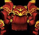 Dragon platebody (or)
