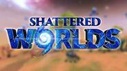 Shattered Worlds logo