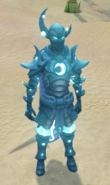 Lunarfury armour (Tier 2) equipped (male)