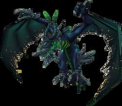 Shadow Drake adult