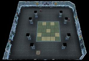 Flip tiles puzzle
