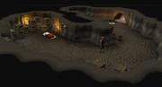 Eadgar's cave interior