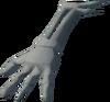 Arm (left) detail