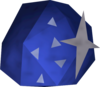 Lapis lazuli gem detail