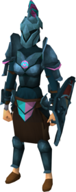 Rune heraldic armour set 1 (sk) equipped