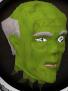 Zombie head chathead