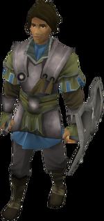 Guardsman Brawn