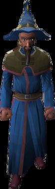 Wizard Grayzag
