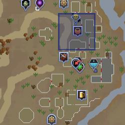 Market seller location