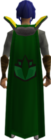 Retro herblore cape equipped
