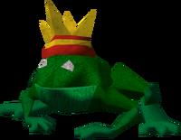 Frog royal