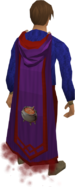 Cooking master cape equipped