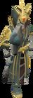 Skeletal sorcerer old