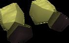 Zephyrium gauntlets detail