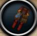 Augmented Tetsu legs detail