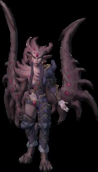 Nymora, the Vengeful