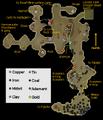 Dwarven Mine rocks map.png