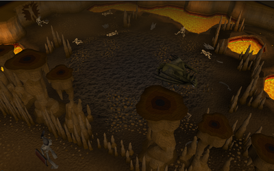 Elvarg's Cave
