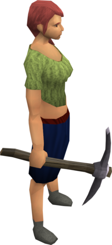 File:Fractite pickaxe equipped.png