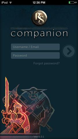 File:RuneScape Companion login screen.png