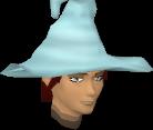 Turquoise hat chathead