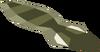Snakeskin detail