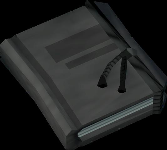 File:Investigator's notebook (Missing, Presumed Death) detail.png
